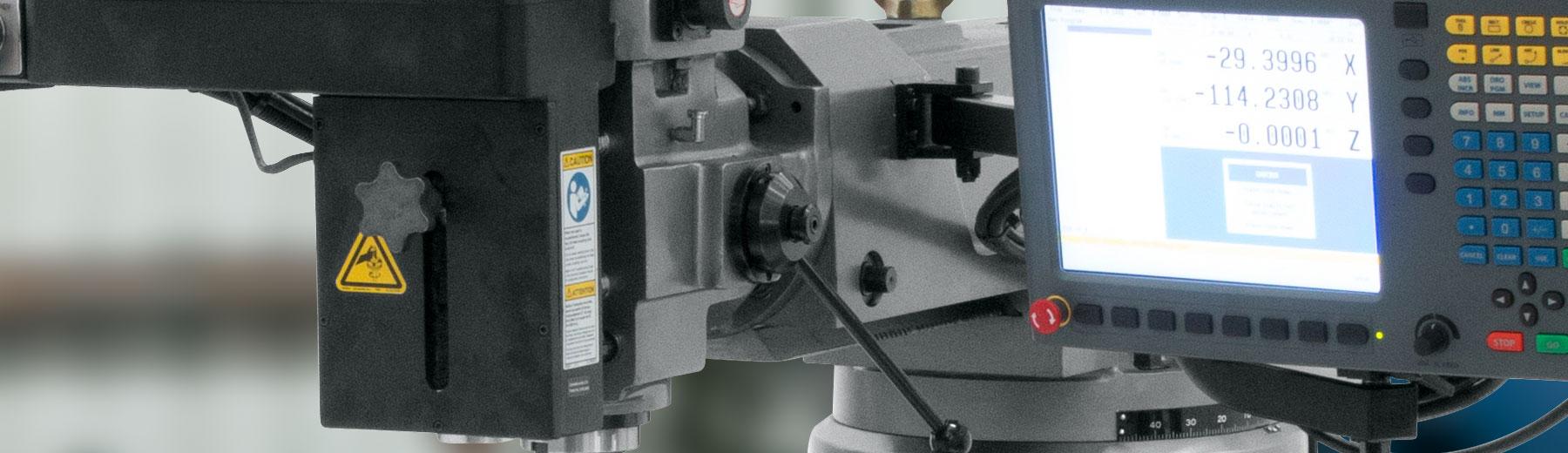 JET | CNC Milling Machines