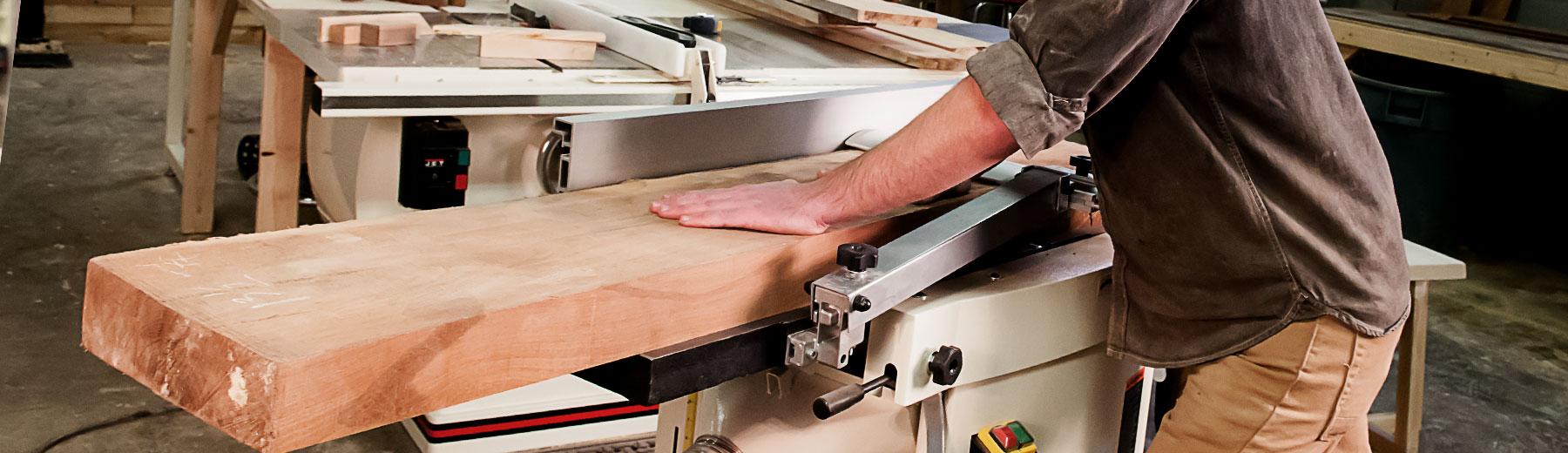 Planer / Jointers